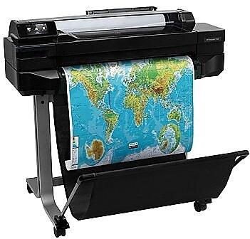 HP DesignJet T520 eprinter Large Format Printer