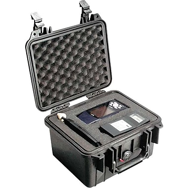 Pelican 1300 Case with Foam, Black
