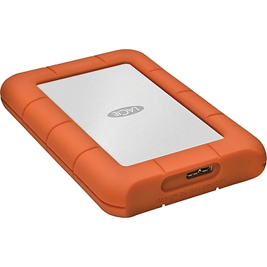 LaCie 500GB Rugged Mini USB 3.0 Mobile Hard Drive