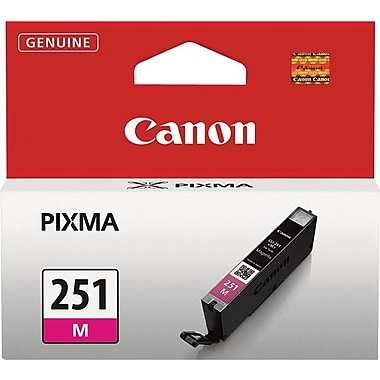 Canon CLI-251 Magenta Ink Cartridge (6515B001)
