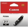 Canon CLI-251BK Black Ink Cartridge (6513B001)