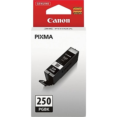 Canon PGI-250 Black Ink Cartridge (6497B001)
