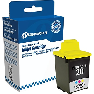 DP Reman Colour Ink Cartridge, Lexmark 20 (15M0120)
