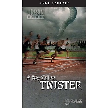 Saddleback Educational Publishing® Urban Underground A Boy Called Twister; H. Tubman High Series