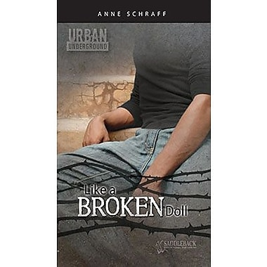Saddleback Educational Publishing® Urban Underground Like a Broken Doll; Harriet Tubman High Series