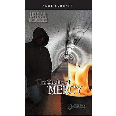 Saddleback Educational Publishing® Urban Underground The Quality of Mercy; H. Tubman High Series