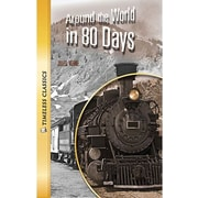 Saddleback Educational Publishing® Timeless Classics; Around the World in 80 Days, Grades 9-12