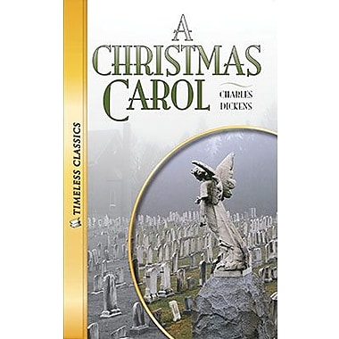 Saddleback Educational Publishing® Timeless Classics; A Christmas Carol, Grades 9-12