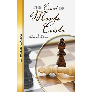 Saddleback Educational Publishing® Timeless Classics; The Count of Monte Cristo, Grades 9-12