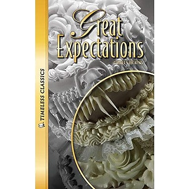 Saddleback Educational Publishing® Timeless Classics; Great Expectations, Grades 9-12