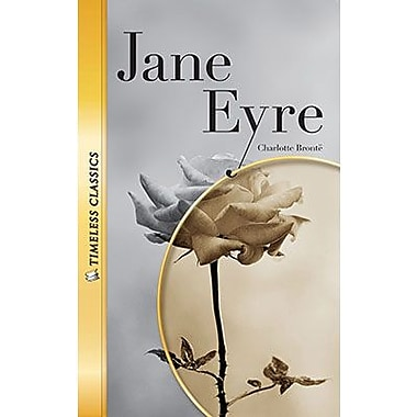 Saddleback Educational Publishing® Timeless Classics; Jane Eyre, Grades 9-12