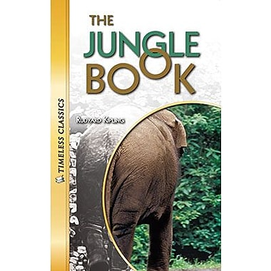 Saddleback Educational Publishing® Timeless Classics; The Jungle Book, Grades 9-12