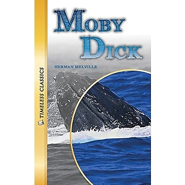 Saddleback Educational Publishing® Timeless Classics; Moby Dick, Grades 9-12