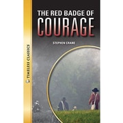 Saddleback Educational Publishing® Timeless Classics; The Red Badge of Courage, Grades 9-12