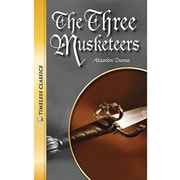 Saddleback Educational Publishing® Timeless Classics; The Three Musketeers, Grades 9-12