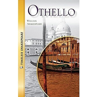 Saddleback Educational Publishing® Timeless Shakespeare; Othello Paperback Book, Grades 9-12