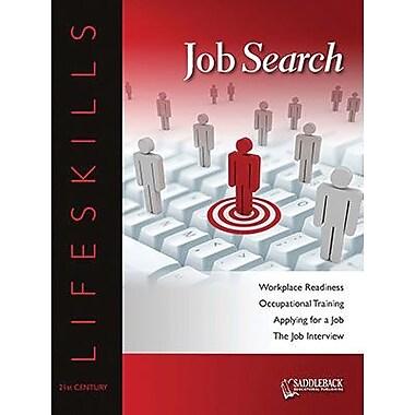 Saddleback Educational Publishing® Job Search Worktext; Grades 9-12
