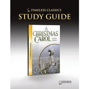 Saddleback Educational Publishing® Timeless Classics; A Christmas Carol, Study Guide, CD