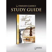 Saddleback Educational Publishing® Timeless Classics; The Count of Monte Cristo, Study Guide, CD
