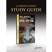 Saddleback Educational Publishing® Timeless Classics; Dr. Jekyll and Mr. Hyde, Study Guide, CD