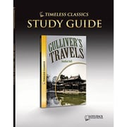 Saddleback Educational Publishing® Timeless Classics; Gulliver's Travels, Study Guide, CD