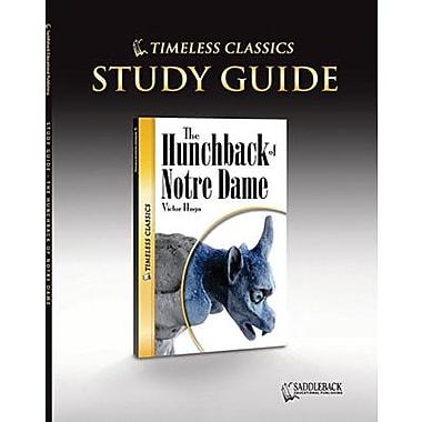 Saddleback Educational Publishing® Timeless Classics; The Hunchback of Notre Dame, Study Guide, CD