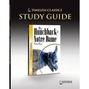 Saddleback Educational Publishing® Timeless Classics; The Hunchback of Notre Dame, Study Guide, CD
