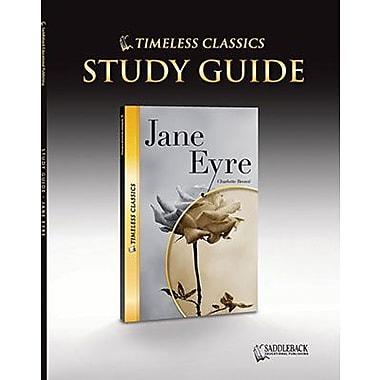 Saddleback Educational Publishing® Timeless Classics; Jane Eyre, Study Guide, CD, Grades 9-12