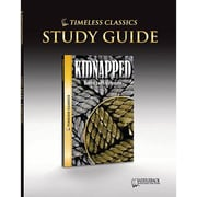 Saddleback Educational Publishing® Timeless Classics; Kidnapped, Study Guide, CD, Grades 9-12