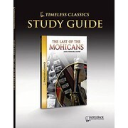 Saddleback Educational Publishing® Timeless Classics; The Last of the Mohicans, Study Guide, CD