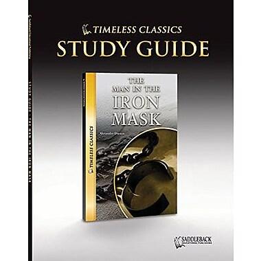 Saddleback Educational Publishing® Timeless Classics; The Man in the Iron Mask, Study Guide, CD