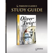 Saddleback Educational Publishing® Timeless Classics; Oliver Twist, Study Guide, CD, Grades 9-12