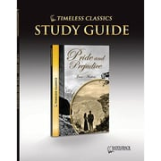 Saddleback Educational Publishing® Timeless Classics; Pride & Prejudice, Study Guide, CD, Grades9-12