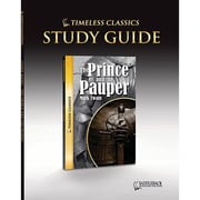 Saddleback Educational Publishing® Timeless Classics; The Prince and the Pauper, Study Guide, CD