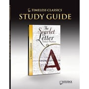Saddleback Educational Publishing® Timeless Classics; The Scarlet Letter, Study Guide, CD