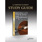 Saddleback Educational Publishing® Timeless Classics; The Three Musketeers, Study Guide, CD
