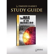 Saddleback Educational Publishing® Timeless Classics; War of the Worlds, Study Guide, CD