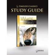 Saddleback Educational Publishing® Timeless Classics; White Fang, Study Guide, CD, Grades 9-12