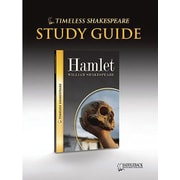 Saddleback Educational Publishing® Timeless Shakespeare; Hamlet, Study Guide, CD, Grades 9-12