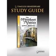 Saddleback Educational Publishing® Timeless Shakespeare; The Merchant of Venice, Study Guide, CD