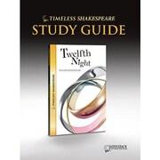 Saddleback Educational Publishing® Timeless Shakespeare; Twelfth Night, Study Guide, CD, Grade 9 -12