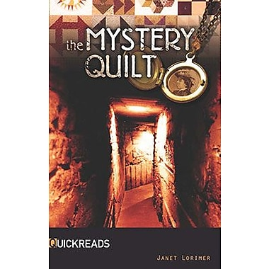 Saddleback Educational Publishing® Mystery Quilt, The; Grades 9-12