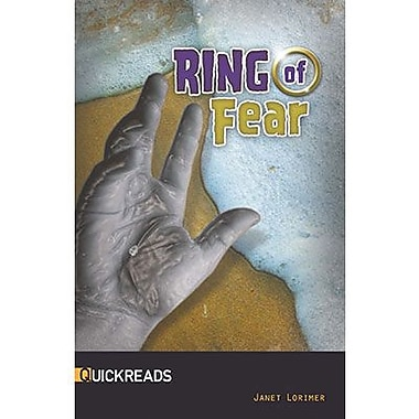 Saddleback Educational Publishing® Ring of Fear; Grades 9-12