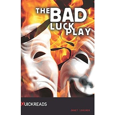 Saddleback Educational Publishing® The Bad Luck Play; Grades 9-12
