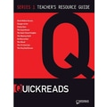 Saddleback Educational Publishing® QuickReads Series 1 Teacher's Guide CD; Grades 9-12