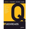 Saddleback Educational Publishing® QuickReads Series 4 Teacher's Guide; CD, Grades 9-12