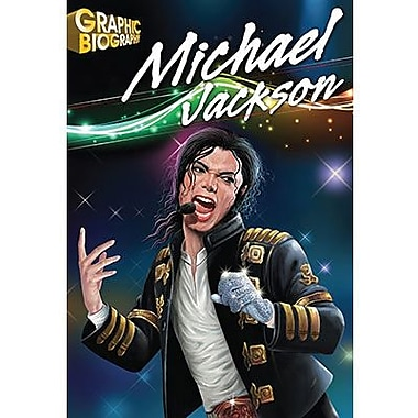 Saddleback Educational Publishing® Michael Jackson; Grades 9-12