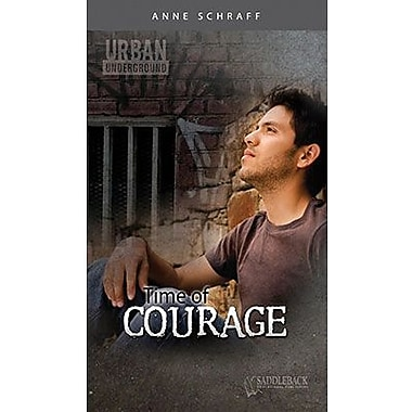 Saddleback Educational Publishing® Urban Underground Time of Courage; Cesar Chavez High Series