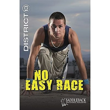 Saddleback Educational Publishing® No Easy Race; Grades 9-12