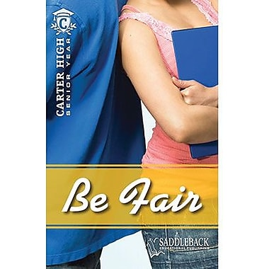 Saddleback Educational Publishing® Be Fair; Grades 9-12